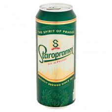 Staropramen minőségi világos sör 5% 500 ml
